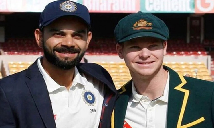 Virat Kohli and Steve Smith
