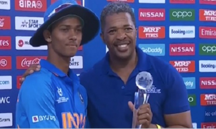 It was a great journey throughout U-19 WC: Yashasvi Jaiswal Images