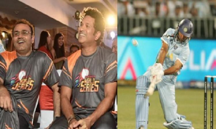 रोडसेफ्टी वर्ल्ड सीरीज के लिए इंडिया लेजेंड्स की घोषित, इन महान दिग्गजों से सजी है पूरी टीम ! Image
