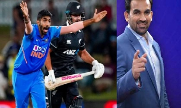Bumrah needs to be 'extra aggressive' to pick wickets: Zaheer Khan Images