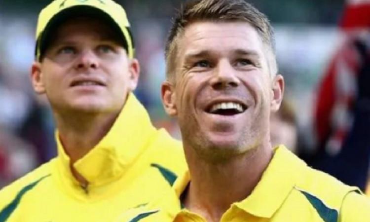 साउथ अफ्रीका के खिलाफ टी-20 सीरीज के लिए स्मिथ और वॉर्नर ने पहले ही इंग्लैंड में कर ली थी प्रैक्टिस