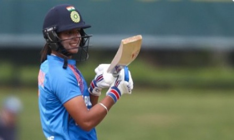 Can't rely on one or two players to win T20 WC: Harmanpreet Kaur Images