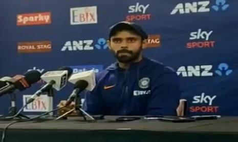 न्यूजीलैंड तेज गेंदबाजों के सामने भारतीय बल्लेबाजों के फ्लॉप शो पर बोले हनुमा विहारी,बताई कहा हो रही