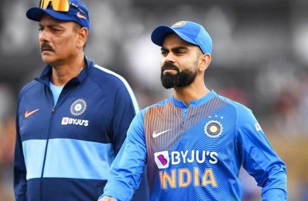 चौथे टी-20 में जीत के बाद भारतीय टीम को झटका, इस कारण लगा जुर्माना ! Images