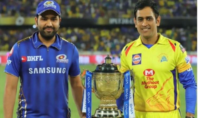 आईपीएल 2020 के शेड्यूल का ऐलान, पहला मैच चेन्नई सुपरकिंग्स बनाम मुंबई इंडियंस ! Images