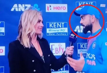 टी-20 सीरीज में 5- 0 से जीत के बाद कोहली ने कहा,  जीत के रास्ते तलाशते रहते हैं ! Images