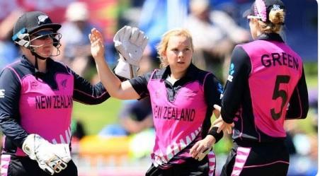 न्यूजीलैंड महिला क्रिकेटर लेग कास्पेरेक ने कहा, कीवी टीम को बल्लेबाजी में कोई परेशानी नहीं है Images