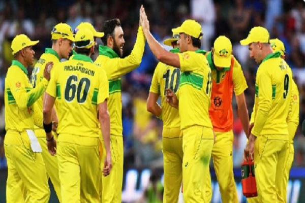 साउथ अफ्रीका के खिलाफ वनडे और टी-20 टीम में ग्लैन मैक्सवेल की हुई ऑस्ट्रेलियाई टीम में वापसी ! Image