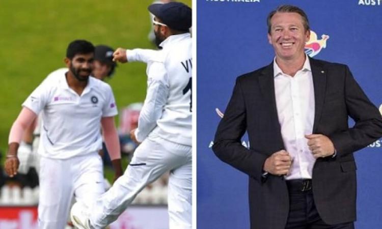 न्यूजीलैंड के खिलाफ पहले टेस्ट में बेदम भारतीय तेज गेंदबाजों को लेकर ग्लैन मैक्ग्रा ने दी यह खास सला