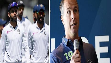 माइकल वॉन ने कसा तंज- कहा भारतीय टीम को महान टीम बनना है तो न्यूजीलैंड, इंग्लैंड में टेस्ट जीतना होग