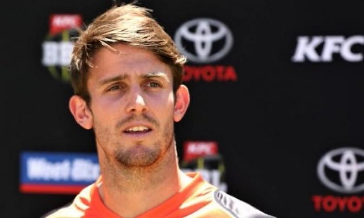 आस्ट्रेलिया के हरफनमौला खिलाड़ी मिशेल मार्श विटालिटी ब्लास्ट टी-20 टूर्नामेंट में इस टीम के लिए खेल