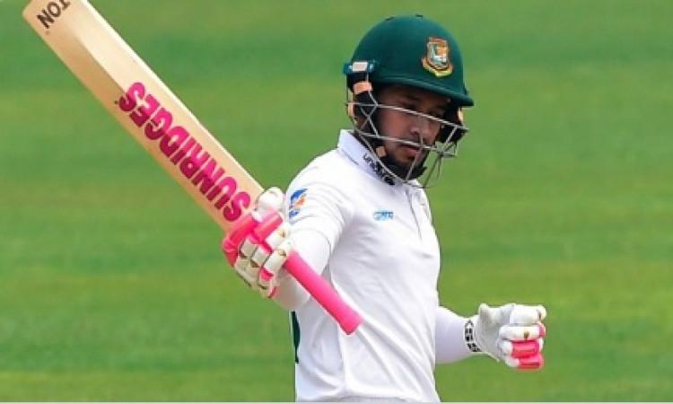 जिम्बाब्वे के खिलाफ एक मात्र टेस्ट में बांग्लादेश की शानदार जीत, मुश्फिकुर रहीम ने बनाया रिकॉर्ड ! I