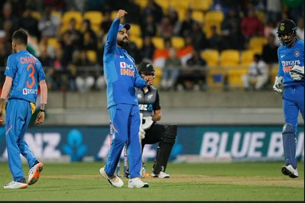 माउंट माउंगानुई टी-20 : 5-0 का लक्ष्य लेकर न्यूजीलैंड से भिड़ेगा भारत (प्रीव्यू) Images