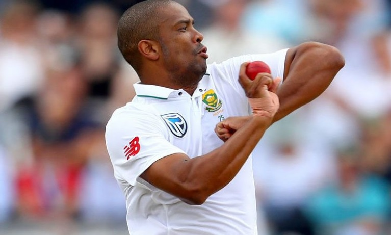 Would have played longer if it wasn't for chaos in CSA: Philander Images