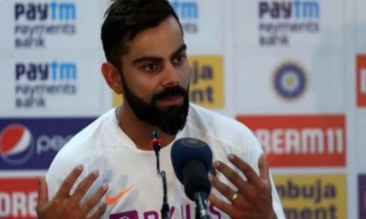 न्यूजीलैंड के खिलाफ पहले टेस्ट में भारत की प्लेइंग इलेवन कैसी होगी, कोहली ने दिए संकेत, कौन करेगा ओप