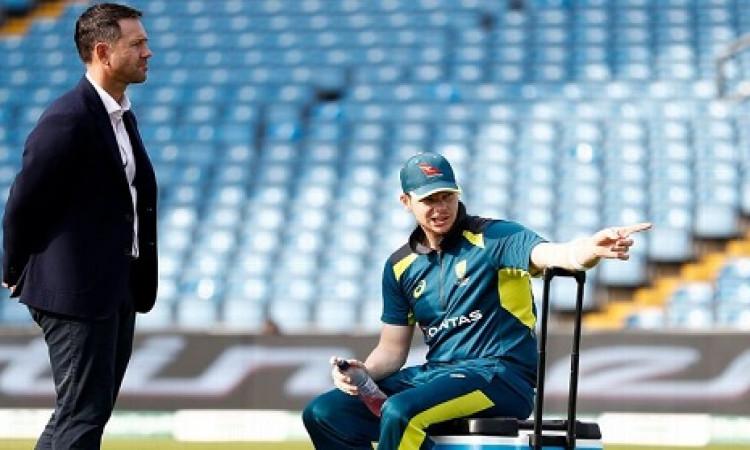 आस्ट्रेलिया के पूर्व कप्तान रिकी पोंटिंग ने कहा, इस कारण सैंडपेपर का मसला हुआ ! Images