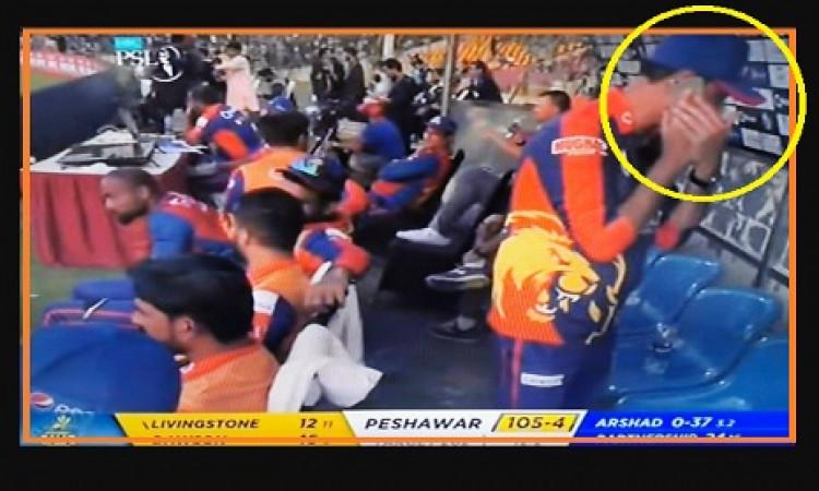 पीएसएल मैच में मोबाइल इस्तेमाल करने वाले विवाद को लेकर आईसीसी का आया ऐसा बयान Images