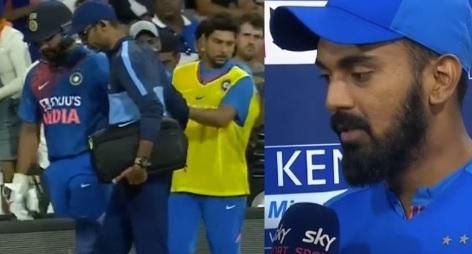 न्यूजीलैंड के खिलाफ वनडे सीरीज से पहले रोहित शर्मा हुए चोटिल, जानिए पहला वनडे मैच खेल पाएंगे या नहीं