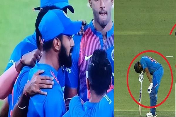रोहित शर्मा चोटिल, नहीं कर पाएंगे कप्तानी, इस खिलाड़ी को मिला कप्तानी करने का मौका ! ! Images