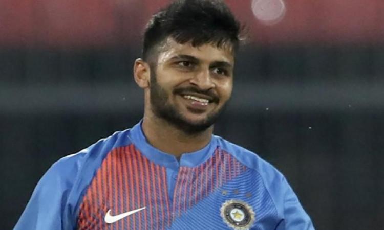 शार्दुल ठाकुर ने कहा, मैं भारत को टी-20 वर्ल्ड कप जीताने में मदद कर सकता हूं। Images