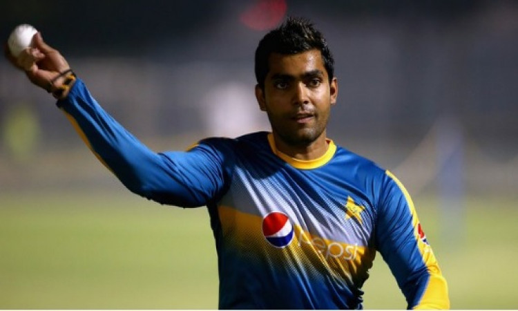 Umar Akmal suspended by PCB under its anti-corruption code Images
