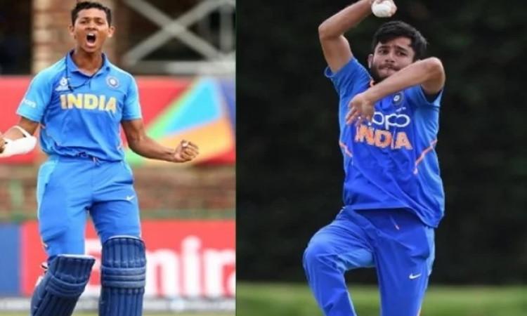 U 19 वर्ल्ड कप फाइनल में भारत की हार लेकिन इऩ दो खिलाड़ियों का भारतीय सीनियर टीम में खेलने का सपना ह