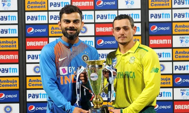 India vs South Africa ODI 2020