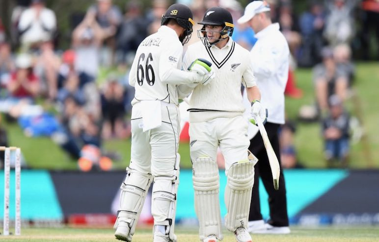 India vs New zealand Second Test