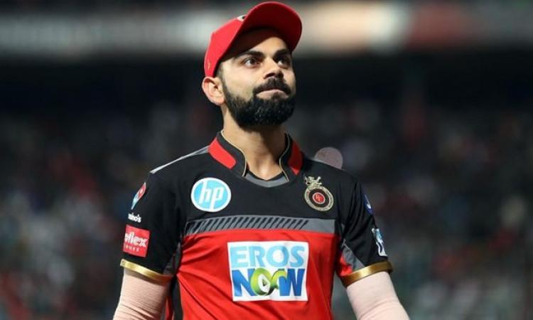 विराट कोहली ने बताया,IPL में कभी रॉयल चैलेंजर्स बैंगलोर के अलावा किसी टीम  के लिए खेलेंगे या नहीं - Can never think of leaving rcb till i am playing  says virat kohli
