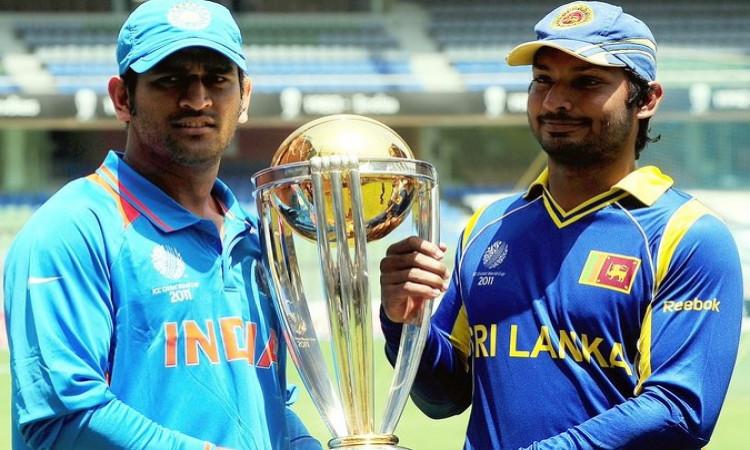 India vs Sri Lanka 2011 World Cup Final