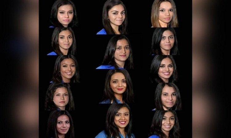 Team India morphed images