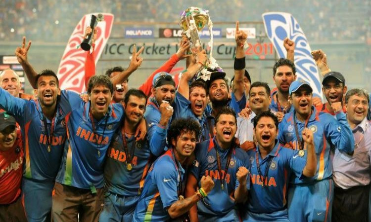 Indian Cricket Team 2011 World Cup