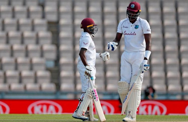 England vs West Indies Southampton Test