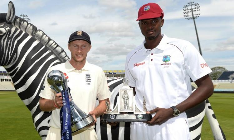 England vs West Indies Test Series 2020