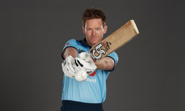 Eoin Morgan needs three more sixes to surpass MS Dhoni