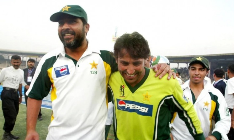 Inzamam Ul Haq and Younis Khan