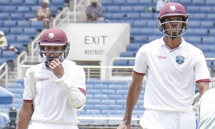 Shane Dowrich and Roston Chase