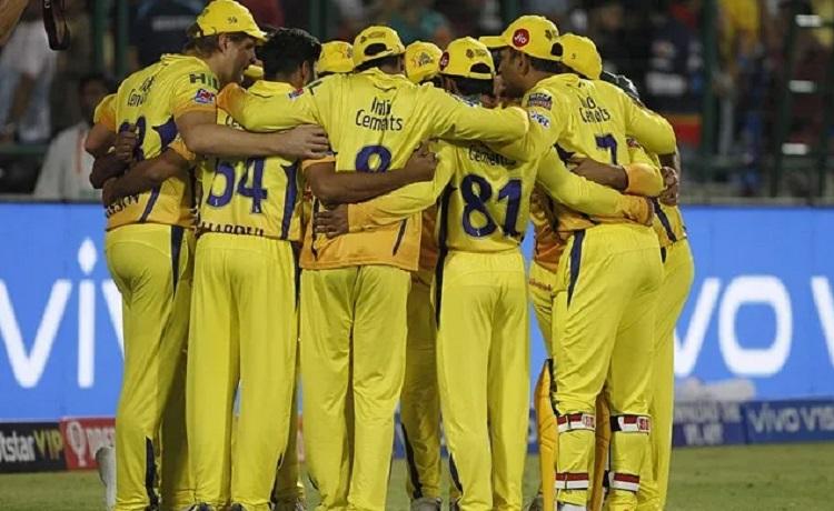 12 Chennai Super Kings squad members test positive, team in quarantine again