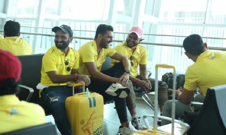 Chennai Super Kings Airport