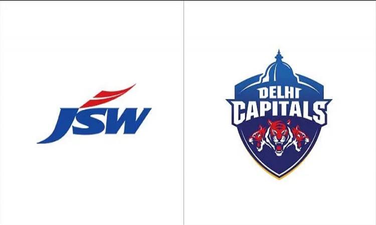 DELHI CAPITALS AND JSW GROUP