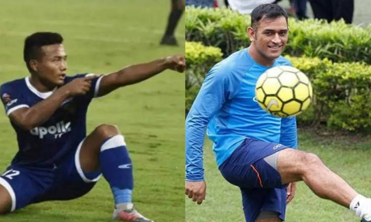 DHONI AND JJ