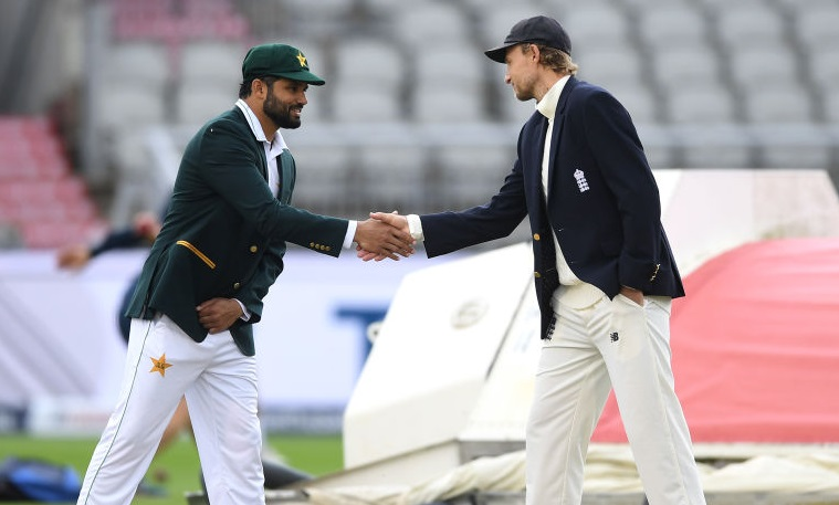 England vs Pakistan 1st Test