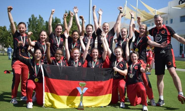 Germany Women's Cricket Team