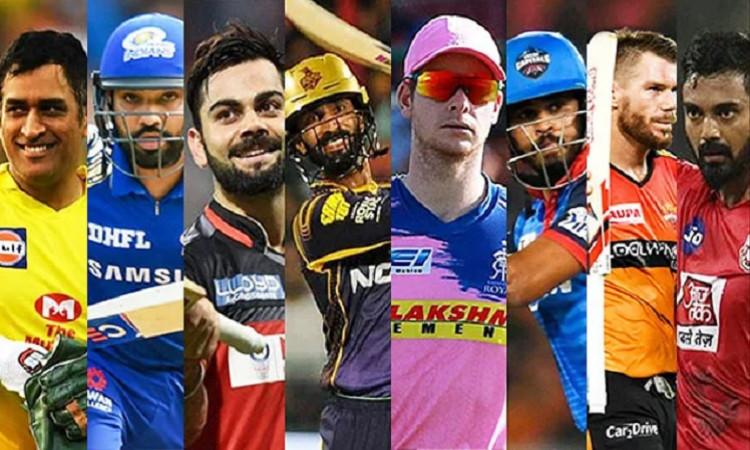 IPL 2020 complete team list