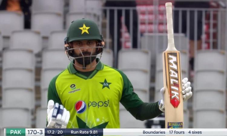 Mohammad Hafeez 2000 T20I runs