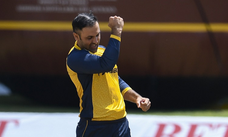 Mohammad Nabi 5 Wickets CPL