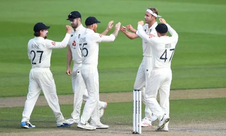 England vs Pakistan, First Test, Day Three Report & Highlights Images