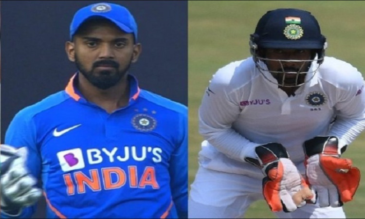 SAHA AND KL RAHUL