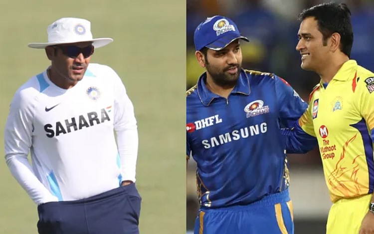 Sehwag , Dhoni and Rohit