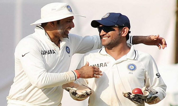 VVS LAXMAN AND DHONI